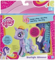 Wholesalers of My Little Pony - Design A Pony Theme Kit Asst toys image