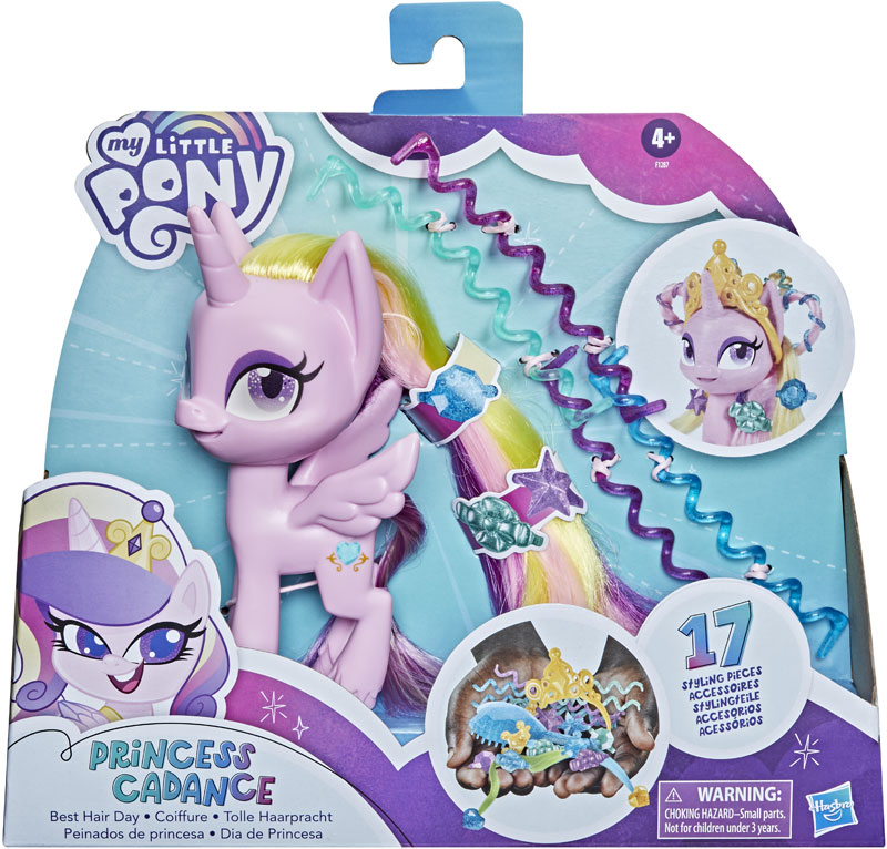 Wholesalers of My Little Pony Best Hair Day Princess Cadance toys