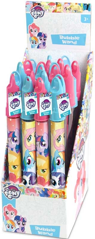Wholesalers of My Little Pony Bubble Wand toys