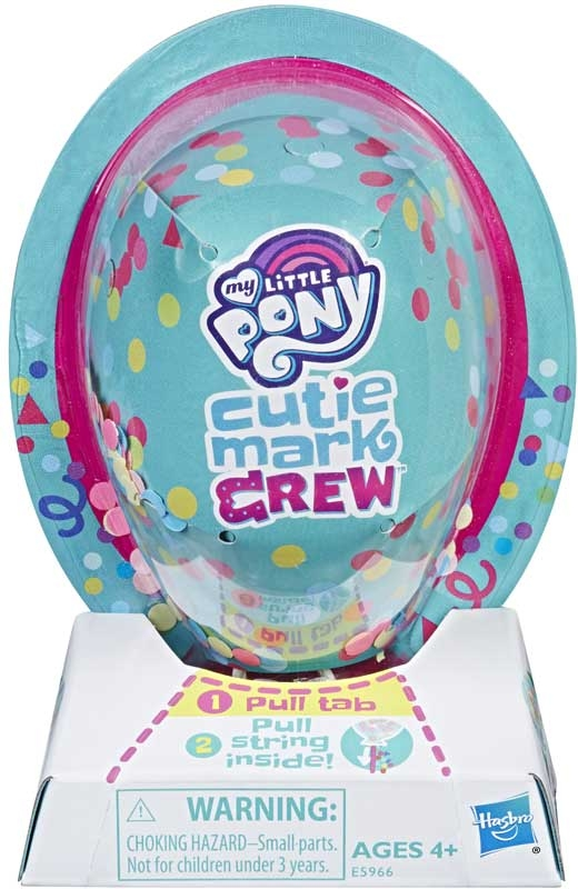 Wholesalers of My Little Pony Cutie Mark Crew Balloon Blind Packs toys