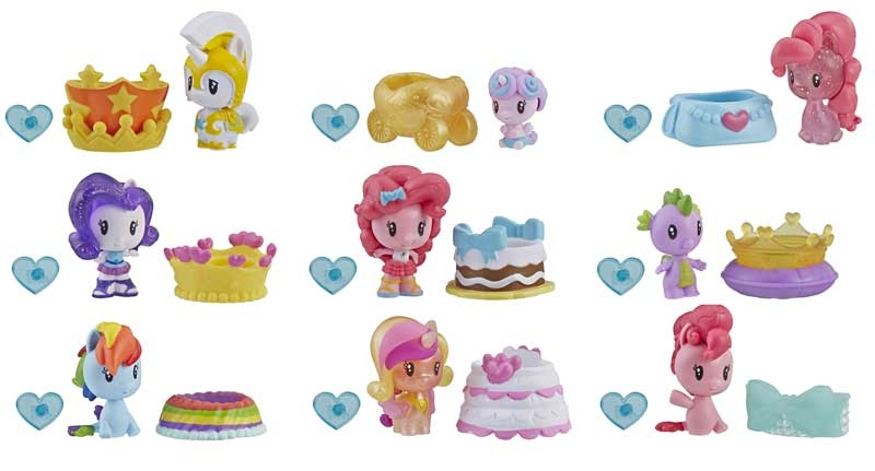 My Little Pony Cutie Mark Crew Balloon Blind Packs Wholesale