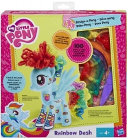 Wholesalers of My Little Pony Design-a-pony 7inch toys image