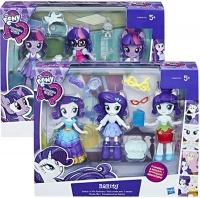 Wholesalers of My Little Pony Eg Mini Fashion Pack Asst toys image