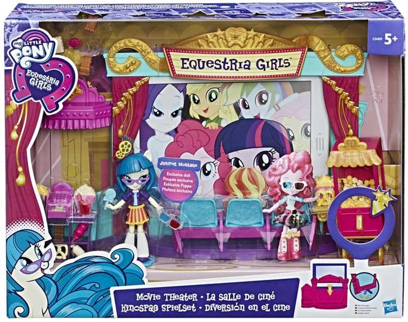 Wholesalers of My Little Pony Eg Movie Theater toys