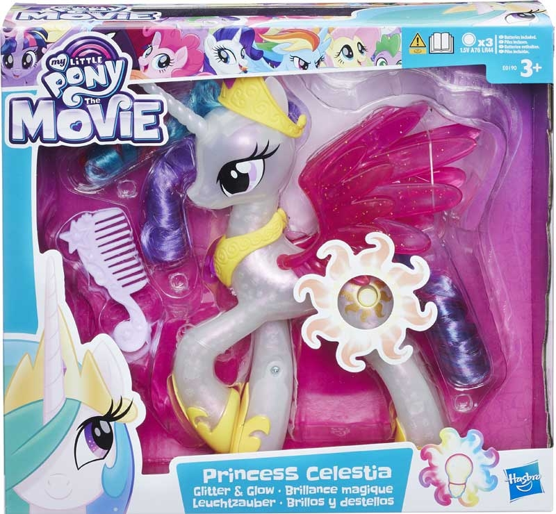 Wholesalers of My Little Pony Glimmer N Glow Princess Celestia toys