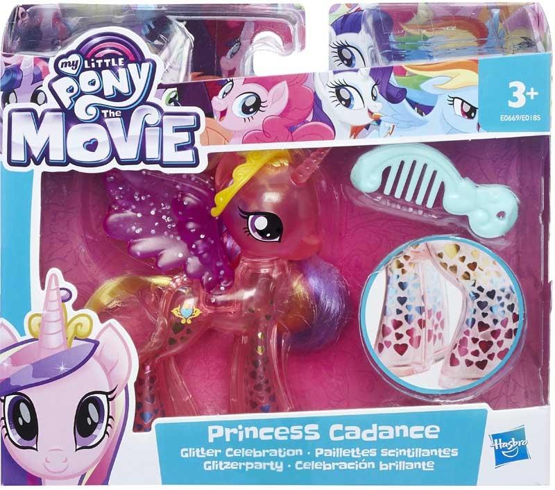Wholesalers of My Little Pony Glitter Celebration Asst toys