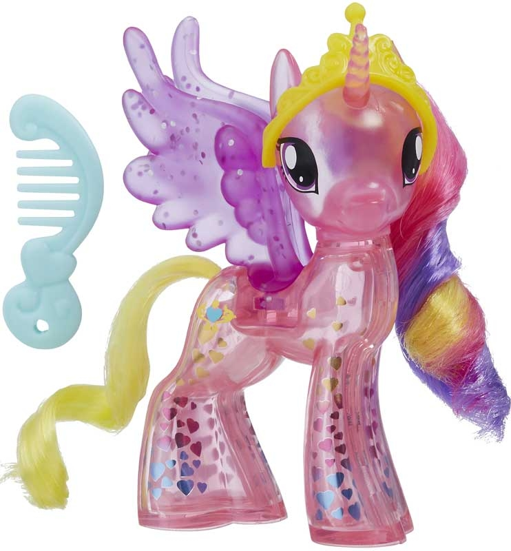 my little pony glitter celebration asst wholesale