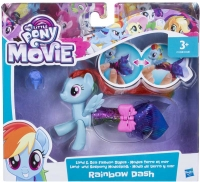 Wholesalers of My Little Pony Land & Sea Fashion Style Rainbow Dash Solid toys image