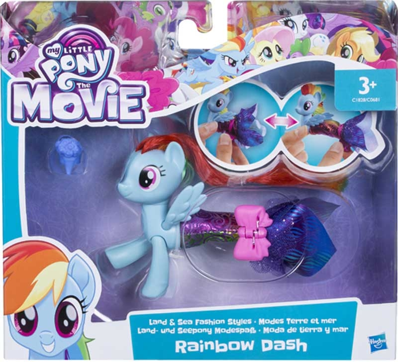 My Little Pony Land And Sea Fashion Styles Wholesale