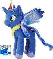 Wholesalers of My Little Pony Large Hair Plush Asst toys image 2