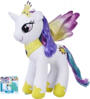 Wholesalers of My Little Pony Large Hair Plush Asst toys image 3
