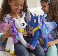 Wholesalers of My Little Pony Large Hair Plush Asst toys image 4
