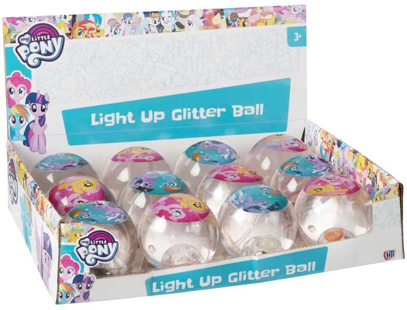 Wholesalers of My Little Pony Light Up Glitter Ball toys