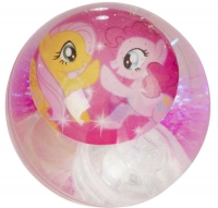 Wholesalers of My Little Pony Light Up Glitter Ball toys image 2