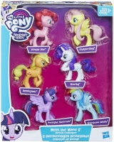 Wholesalers of My Little Pony Meet The Mane 6 Ponies Collection toys image