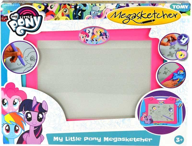 Wholesalers of My Little Pony Megasketcher toys