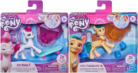 Wholesalers of My Little Pony Movie Crystal Adventure Ponies Asst toys image