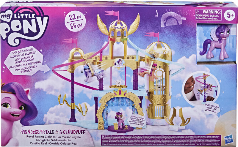 Wholesalers of My Little Pony Movie Royal Racing Ziplines toys