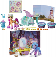 Wholesalers of My Little Pony Movie Sparkling Scenes Ast toys image 4