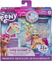 Wholesalers of My Little Pony Movie Sparkling Scenes Sunny toys Tmb