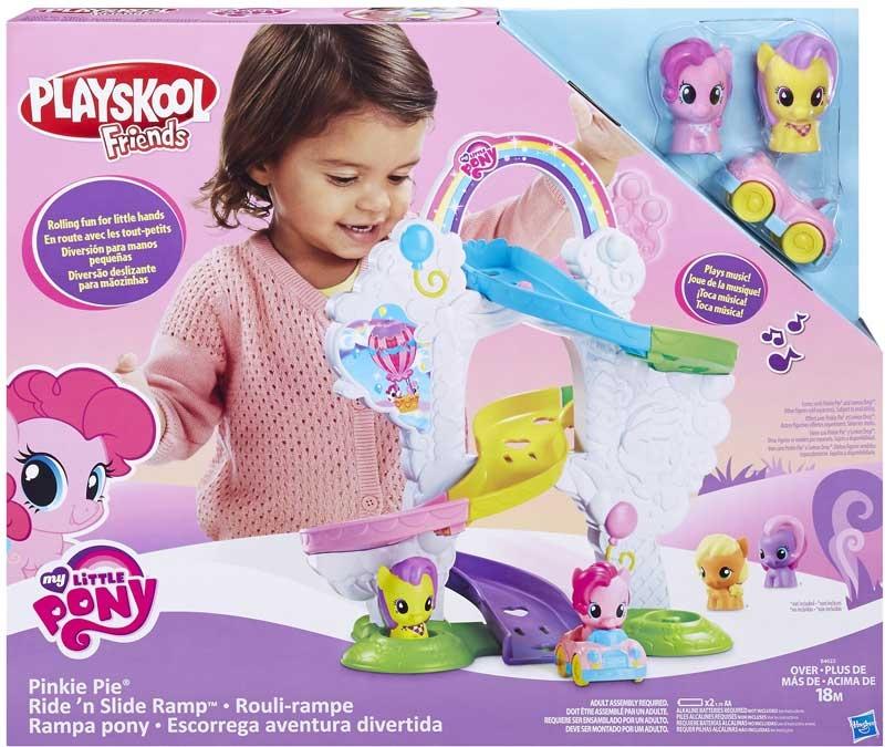 Wholesalers of My Little Pony Pinkie Pie Ride N Slide Ramp toys