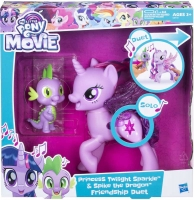Wholesalers of My Little Pony Princess Twilight Sparkle And Spike toys image