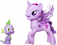 Wholesalers of My Little Pony Princess Twilight Sparkle And Spike toys image 2