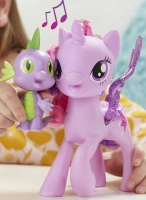 Wholesalers of My Little Pony Princess Twilight Sparkle And Spike toys image 3