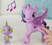 Wholesalers of My Little Pony Princess Twilight Sparkle And Spike toys image 4