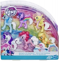 Wholesalers of My Little Pony Rainbow Tail Surprise toys image