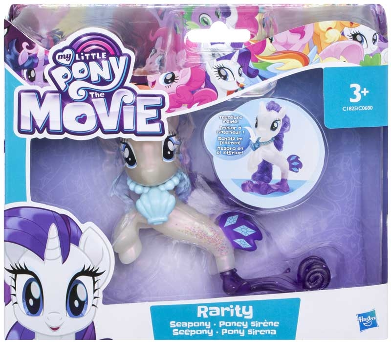 Wholesalers of My Little Pony Rarity Seapony Solid toys