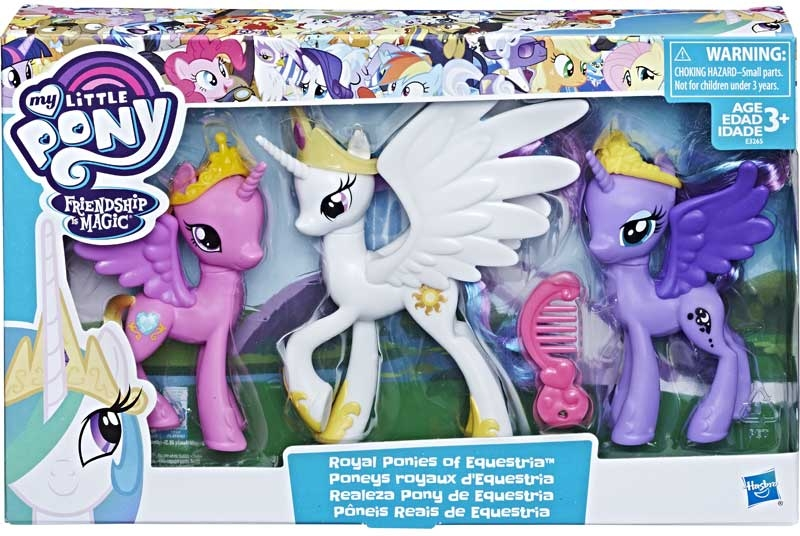 Wholesalers of My Little Pony Royal Ponies Of Equestria toys