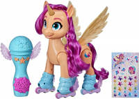 Wholesalers of My Little Pony Sing N Skate Sunny toys image 2