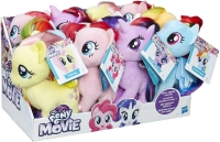Wholesalers of My Little Pony Small Hair Plush Asst toys image