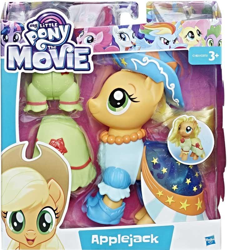 Wholesalers of My Little Pony Snap On Fashions Applejack toys
