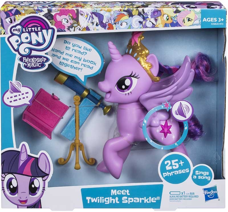 Wholesalers of My Little Pony Talking Ponies Asst toys