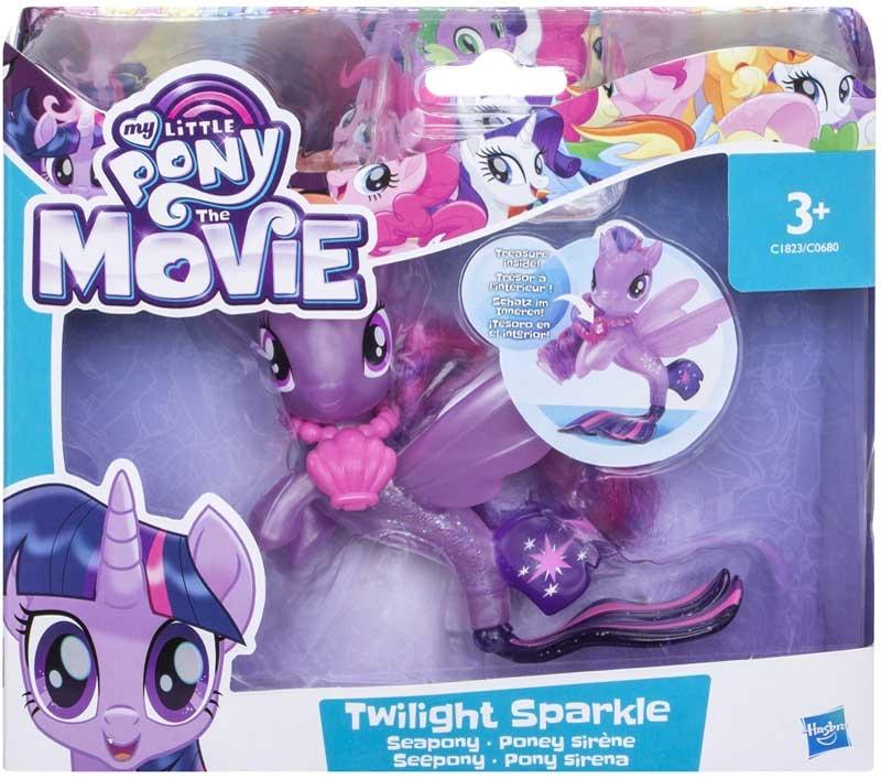 Wholesalers of My Little Pony Twilight Sparkle Sea Pony Solid toys