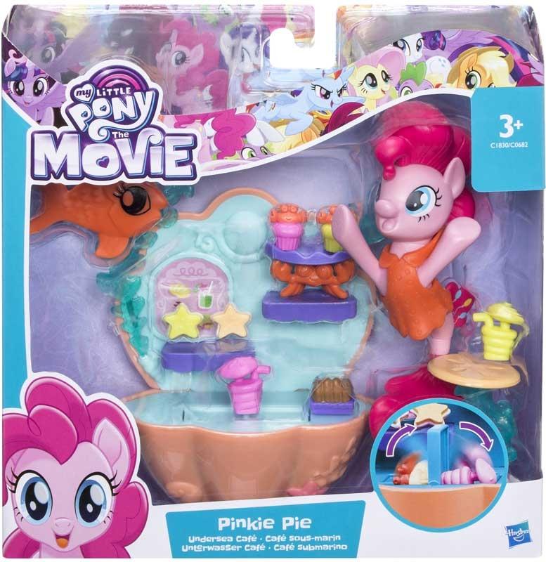 Wholesalers of My Little Pony Undersea Scene Packs Pinkie Pie toys