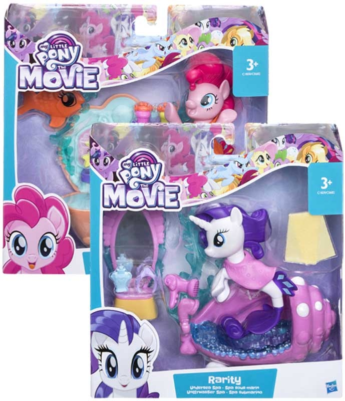 Wholesalers of My Little Pony Undersea Scene Packs toys