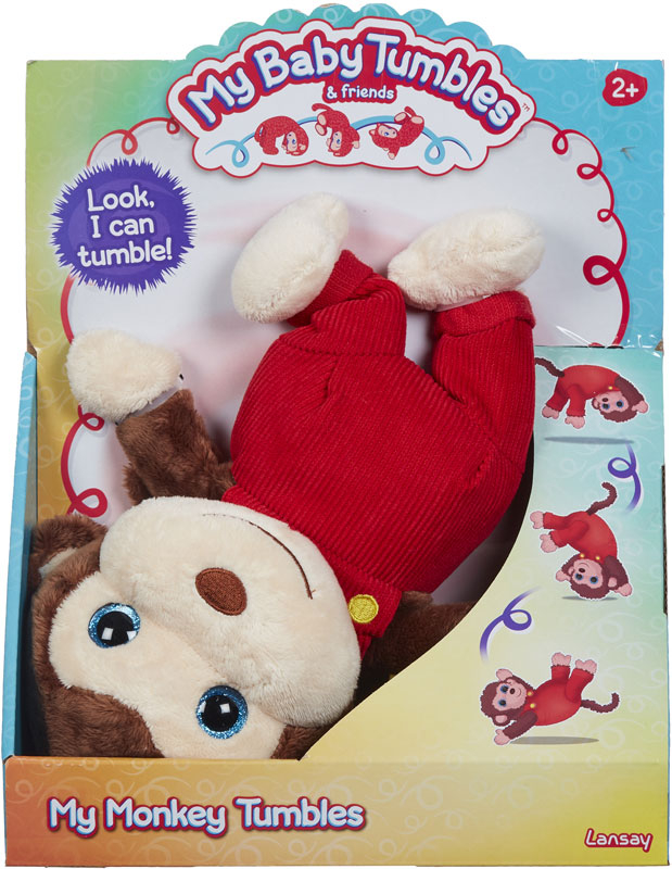 Wholesalers of My Monkey Tumbles toys