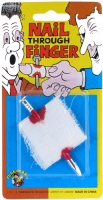 Wholesalers of Nail Through Finger toys image