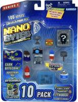 Wholesalers of Nanobytes 10-pack toys image