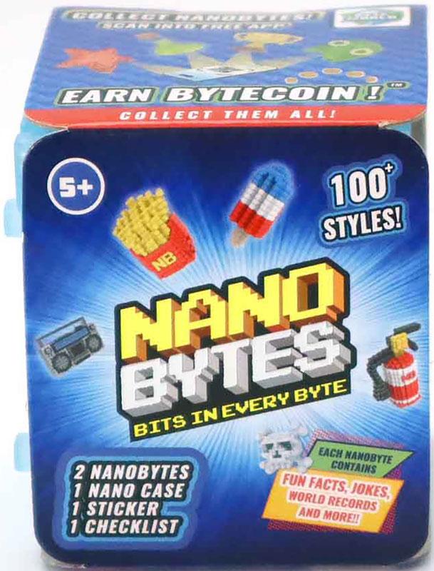 Wholesalers of Nanobytes 2-pack toys