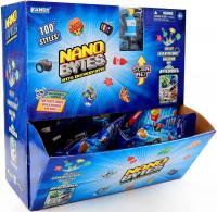Wholesalers of Nanobytes Foil Bag Asst toys image 2