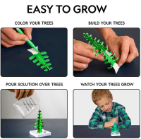 Wholesalers of National Geographic Crystal Garden toys image 3