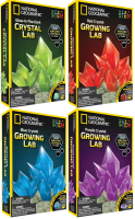 Wholesalers of National Geographic Crystal Growing Kit Asst toys Tmb