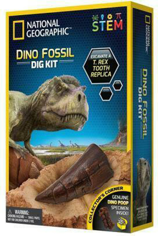 Wholesalers of National Geographic Dinosaur Dig Kit toys
