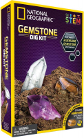Wholesalers of National Geographic Gemstone Dig Kit toys image