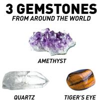 Wholesalers of National Geographic Gemstone Dig Kit toys image 3