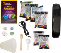 Wholesalers of National Geographic Light Up Crystal Growing Lab toys image 4